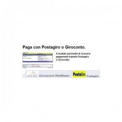 MODULO POSTAGIRO-GIROCONTO PRESTASHOP 1.6.1.X