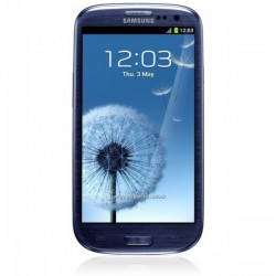 Samsung Galaxy S3 i9300/5 Pebble Blu 16GB